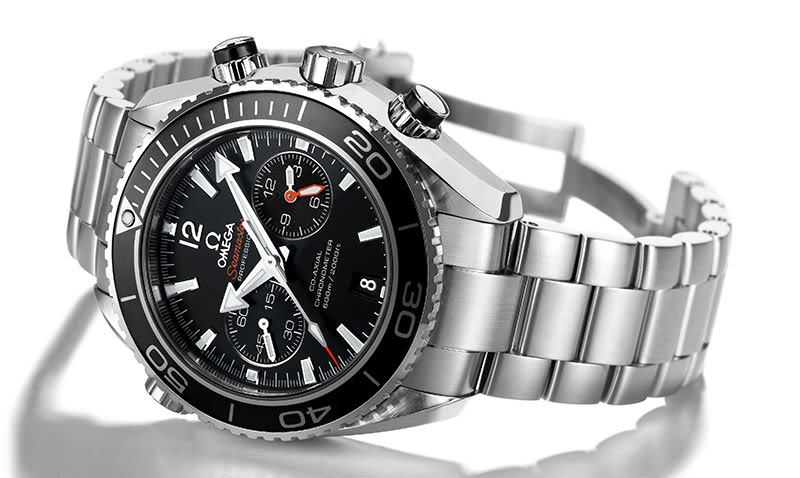 The New Seamaster Planet Ocean Chronograph With In House