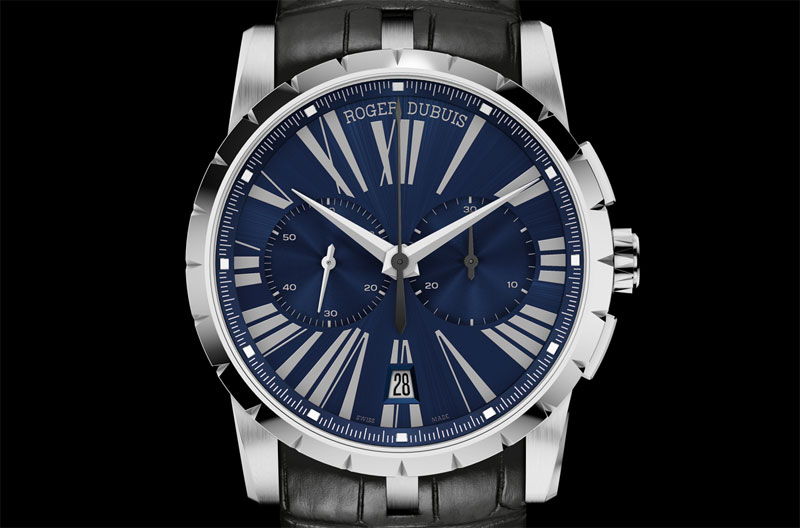 Roger dubuis excalibur automatic limited edition knights - Knights of the round table watch price ...