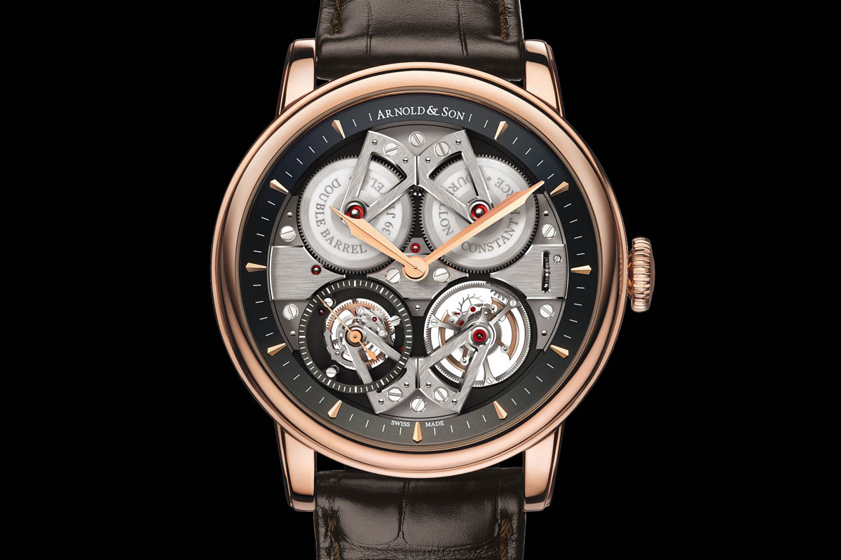 Arnold and Son Constant Force Tourbillon