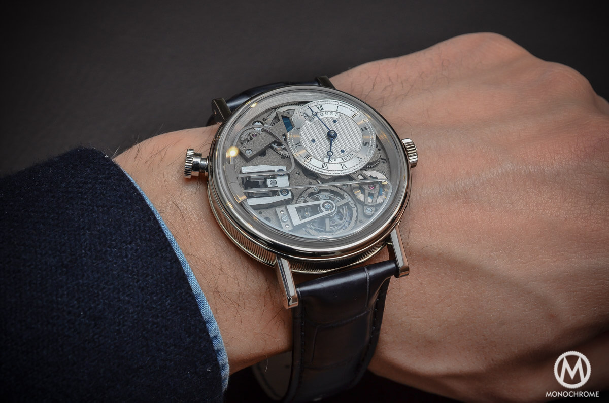 Breguet Tradition Minute Repeater Tourbillon 7087 - 6