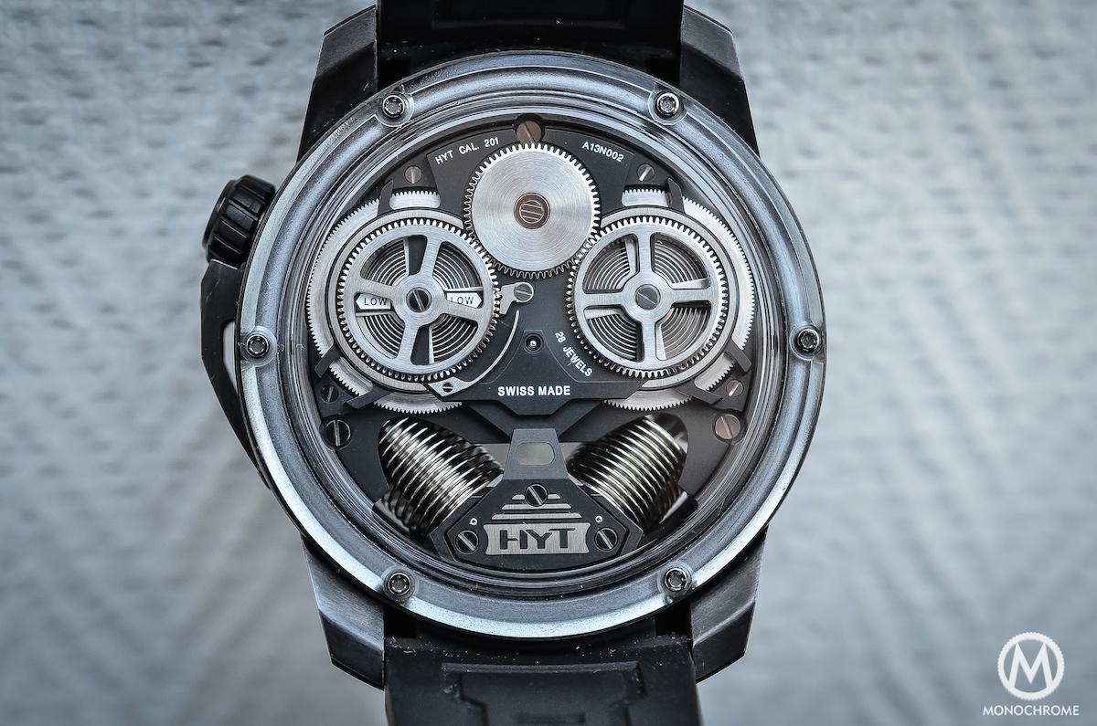 HYT H2 titanium DLC - 22