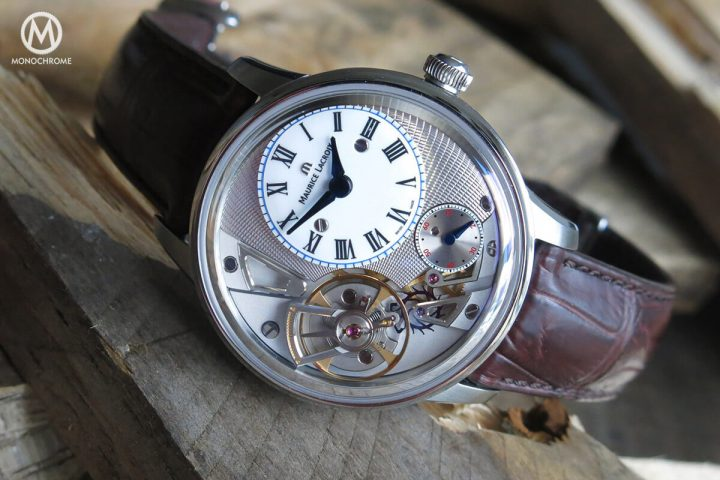 Maurice Lacroix Masterpiece Gravity – Full Review with live photos, specs and price