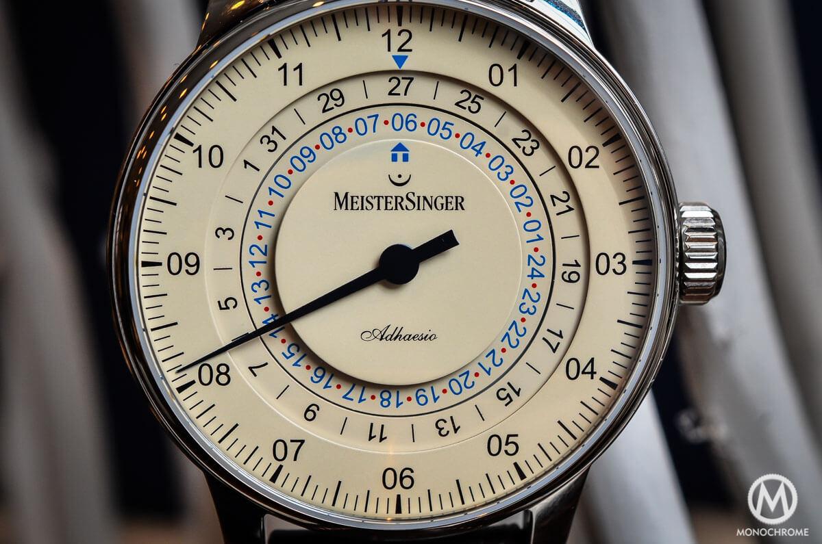 Meistersinger Adhaesio Baselworld 2015 - 7