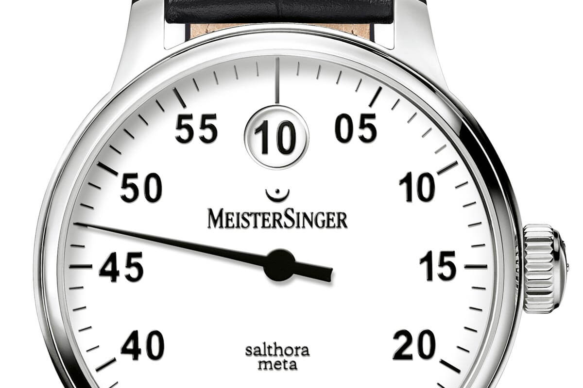 Meistersinger Salthora Meta white