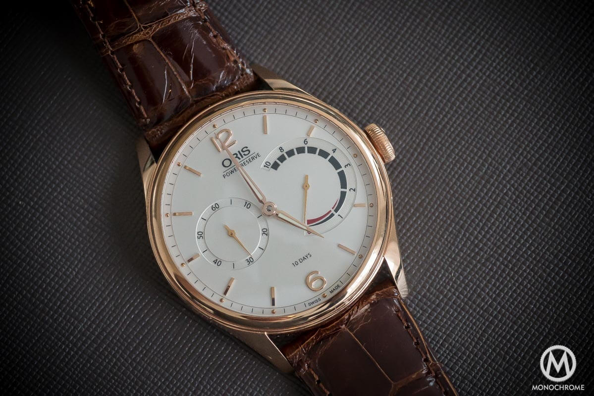 oris 110 years limited edition on review with live