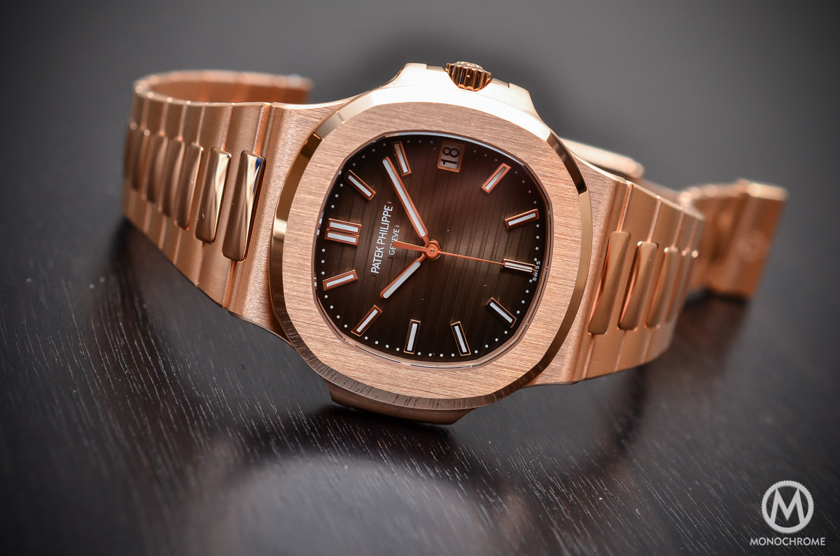 Patek Philippe Nautilus Rose Gold Price