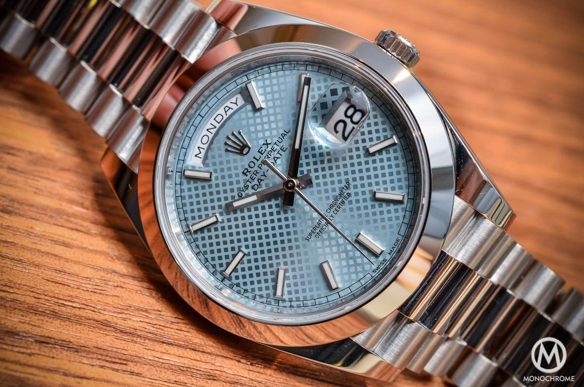 Introducing The Rolex Day Date 40 With The New Calibre