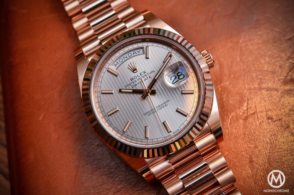 Rolex Day-Date 40 Baselworld 2015 - 8