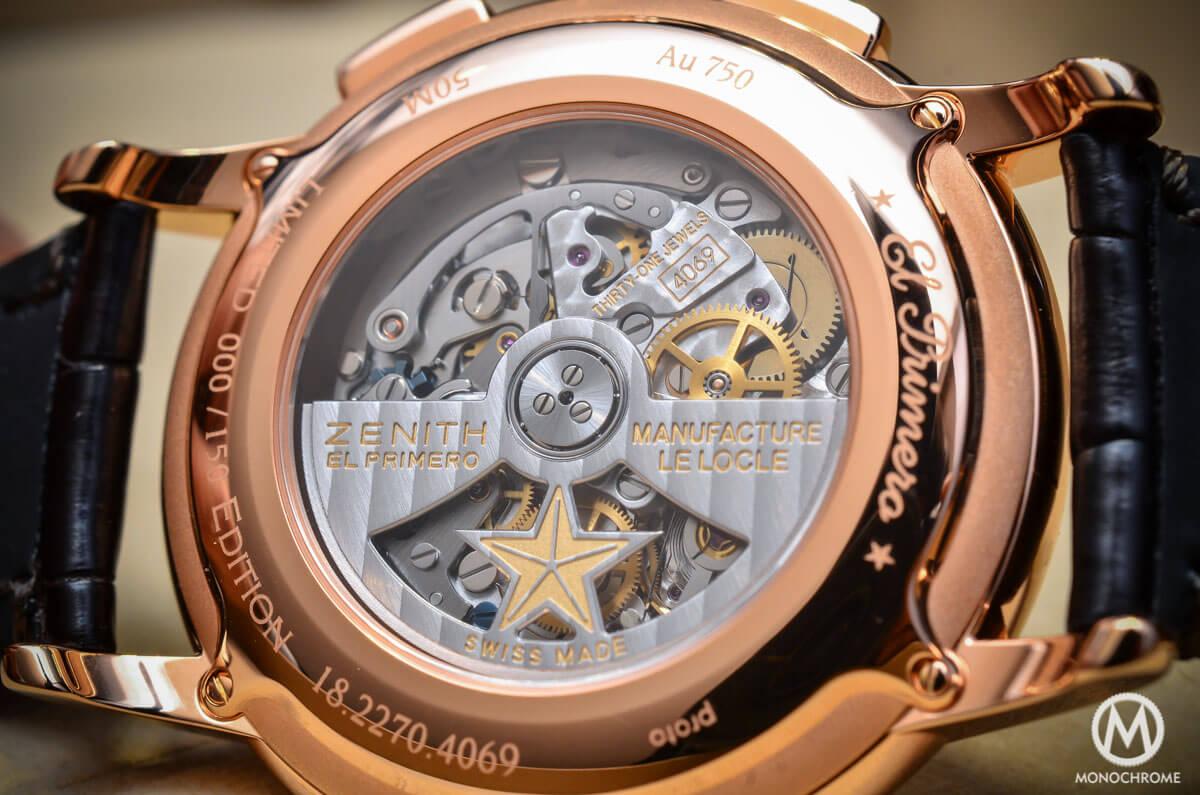 Zenith El Primero Chronograph Classic - 1