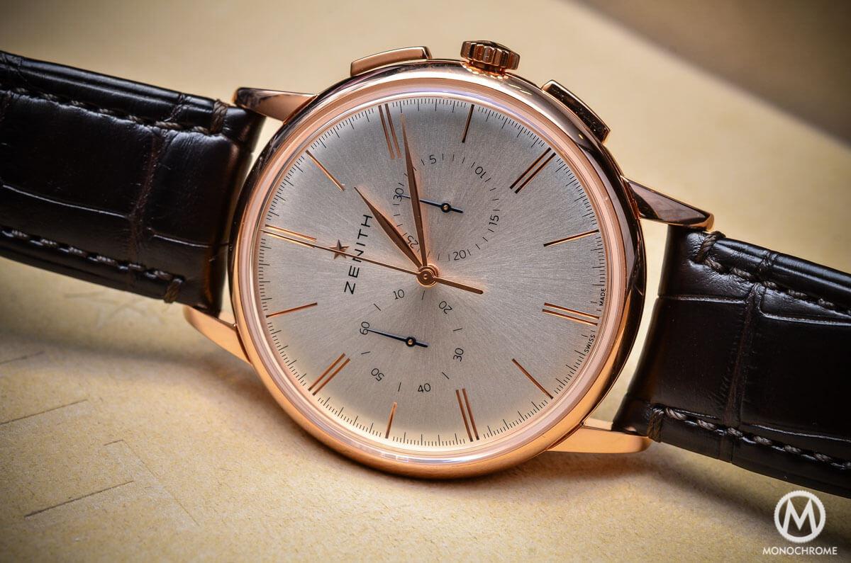Zenith El Primero Chronograph Classic - 5