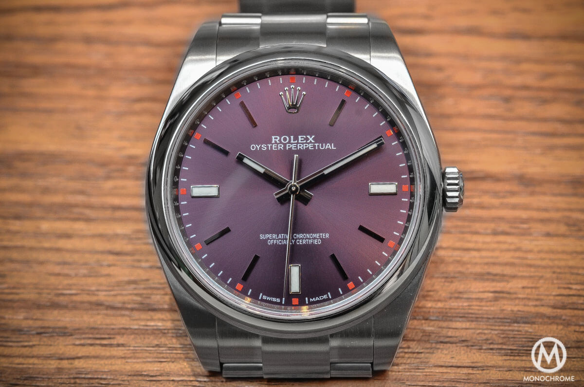 2015 Rolex Oyster Perpetual 39mm - 5