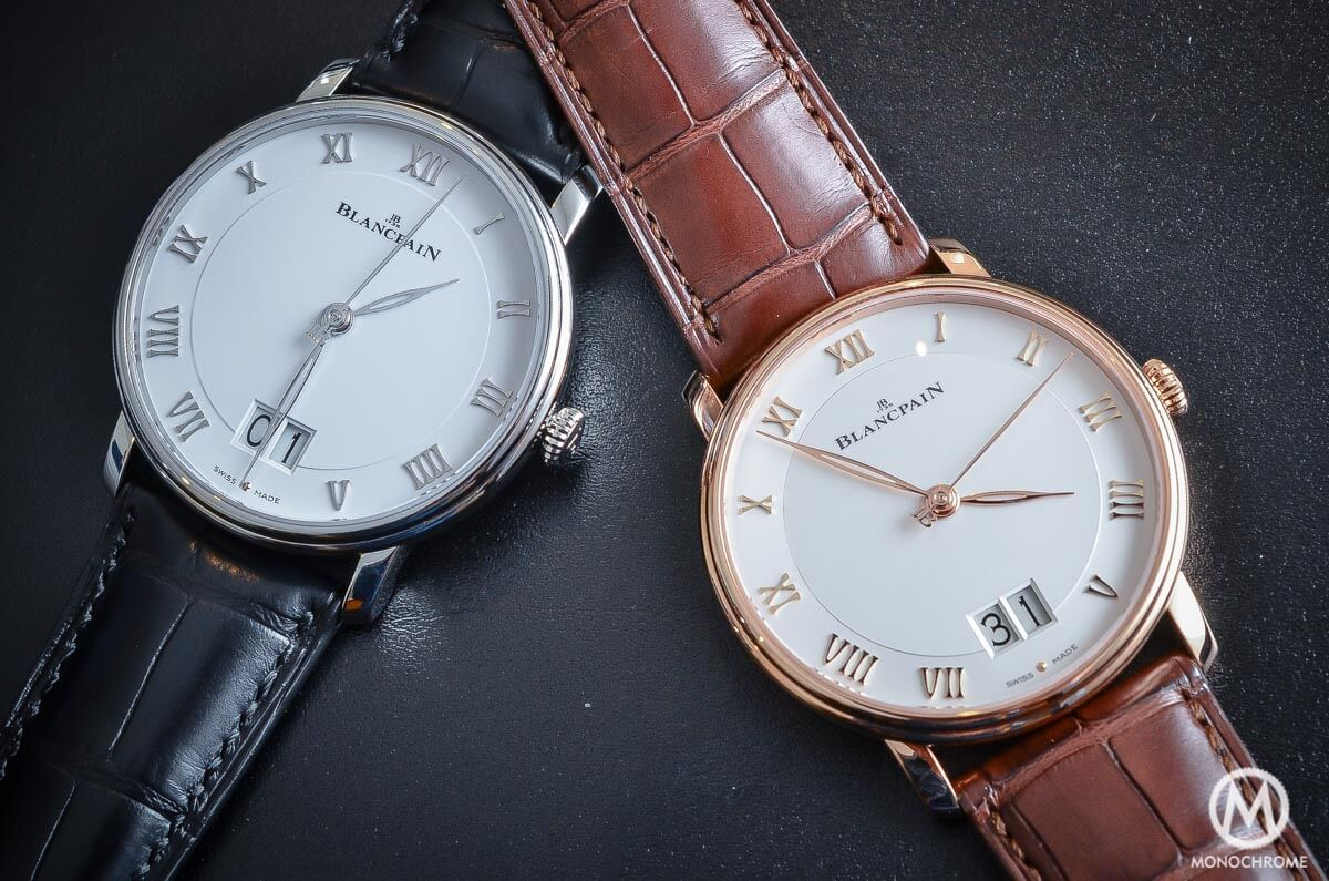 Hands-On With The Blancpain Villeret Grande Date  Live -2643