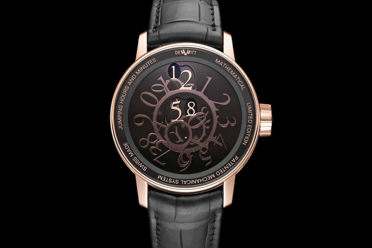 Introducing the DeWitt Academia Mathematical Concept Watch No. 4 (specs & price) - Monochrome-Watch