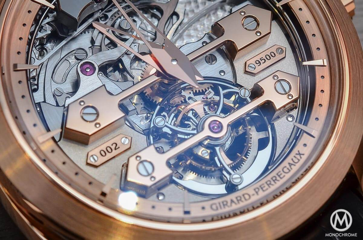 Girard-Perregaux Minute Repeater Tourbillon with Gold Bridges - 2