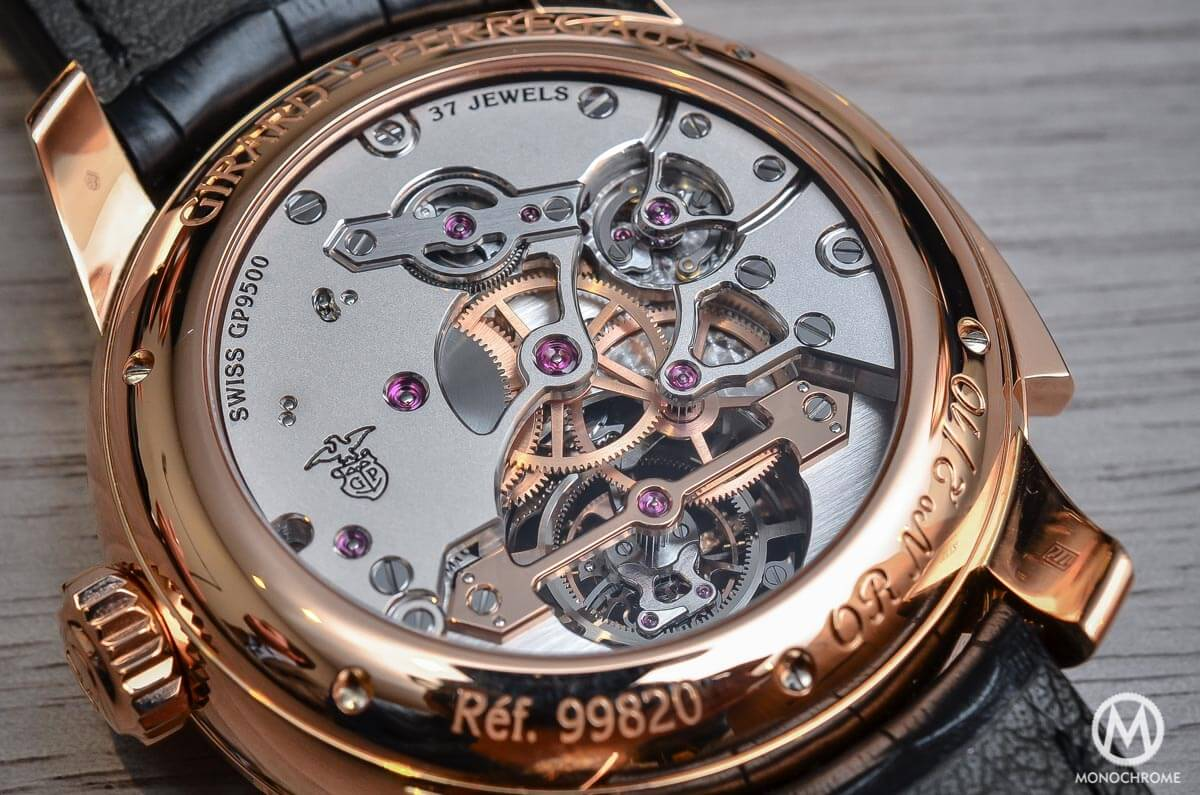 Girard-Perregaux Minute Repeater Tourbillon with Gold Bridges - 4