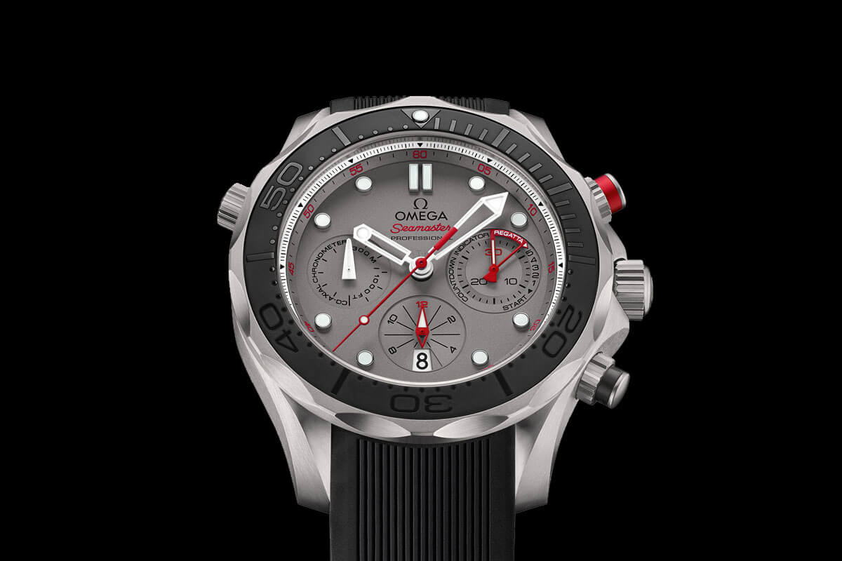 Introducing the omega seamaster diver 300m etnz for the - Omega dive watch ...