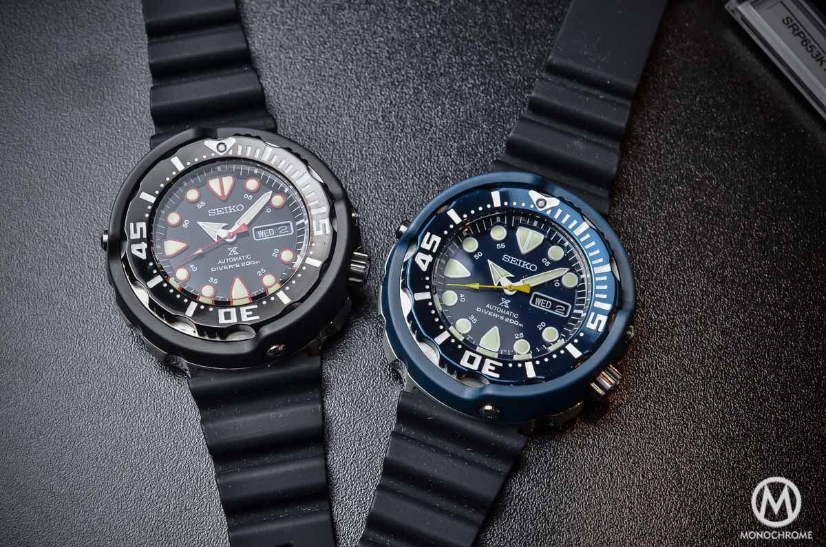 M Dive Watch