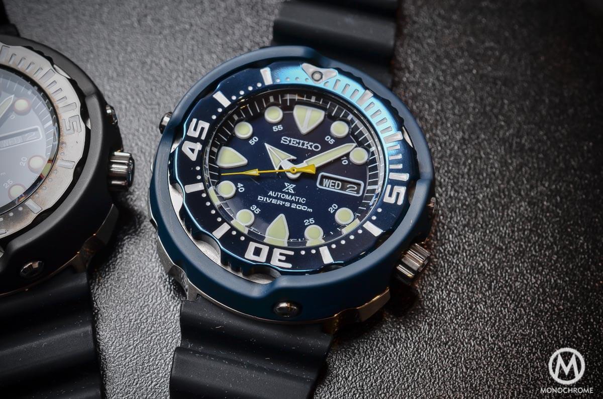 Seiko Prospex Automatic Diver 200m blue SRP653K1 - 1