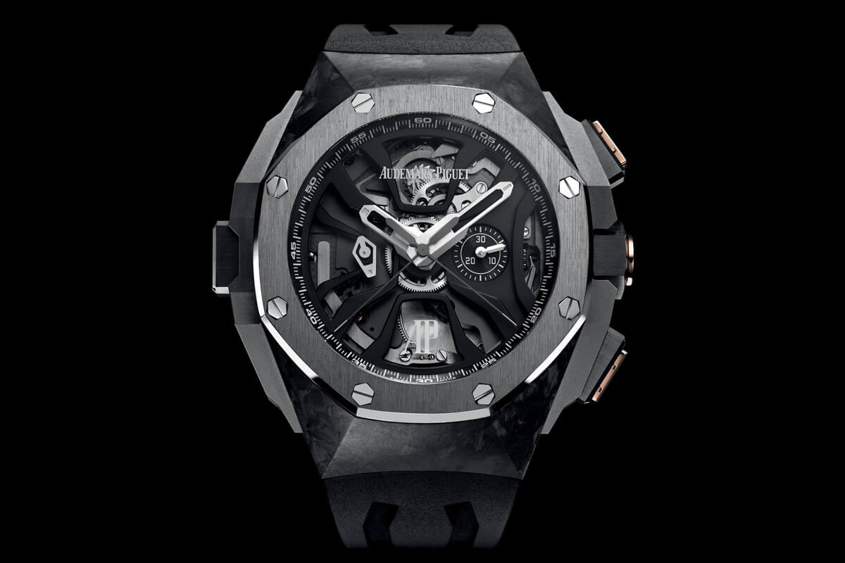 ... Piguet Royal Oak Concept Laptimer Michael Schumacher (Specs & Price