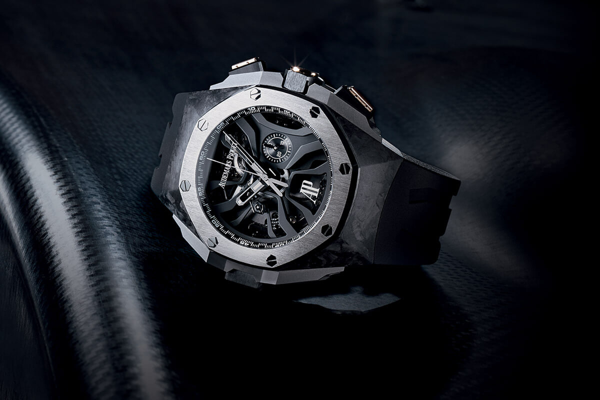 Audemars Piguet Royal Oak Concept Laptimer