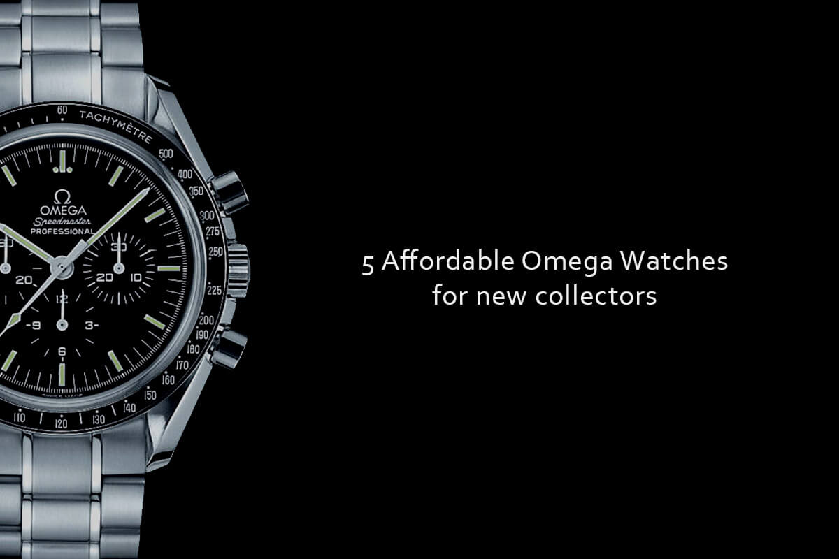 buying guide 5 affordable omega watches for new collectors rh monochrome watches com omega watch value guide omega watch technical guide