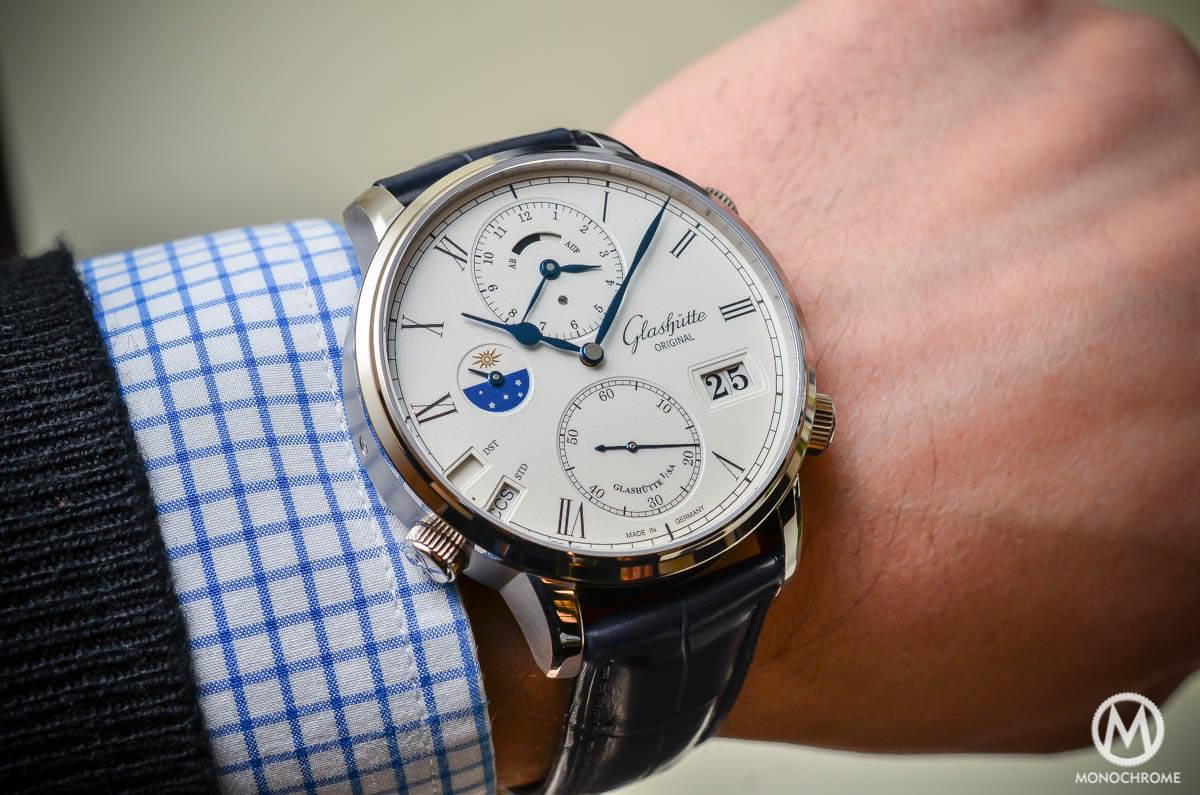 Glashutte Original Senator Cosmopolite A Watch Made For