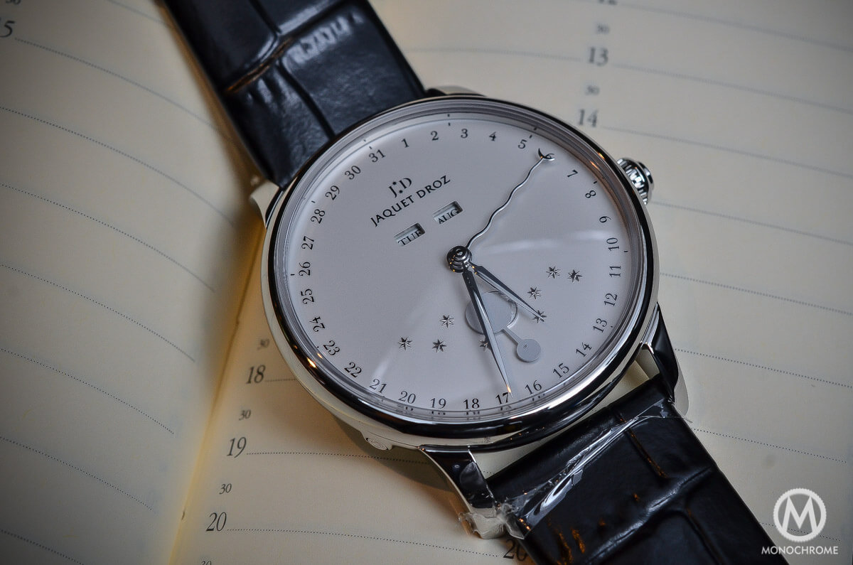 Hands-on with the Jaquet Droz The Eclipse Silver (Full ...