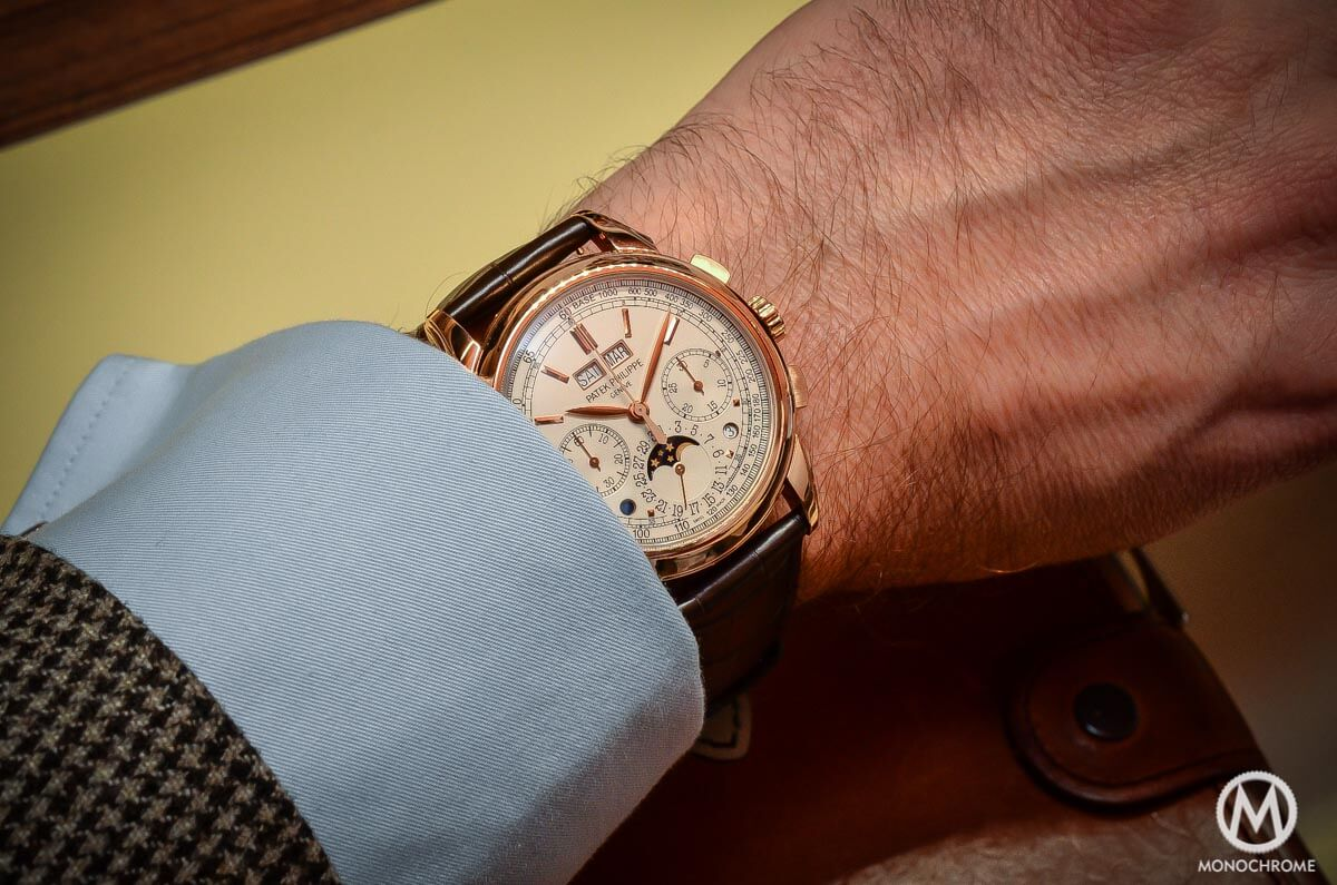 All The Generations Of The Patek Philippe 5270 Perpetual