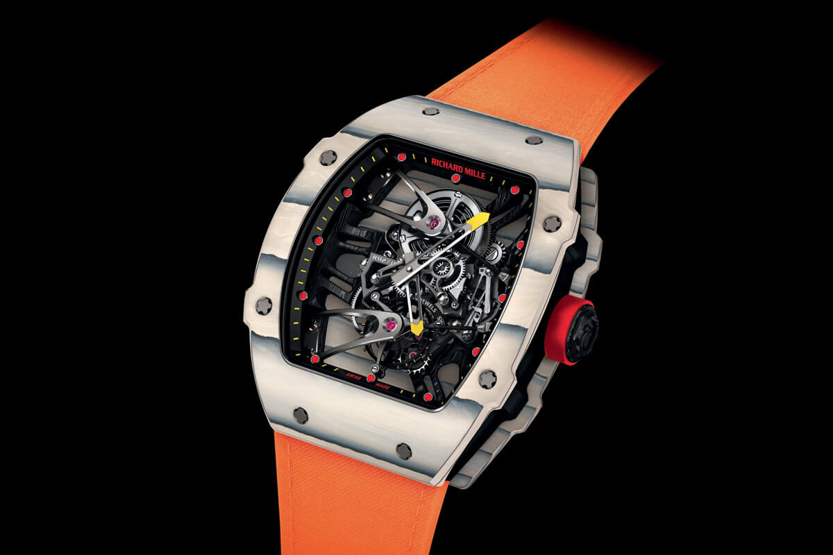 Introducing the Richard Mille RM 27-02 Tourbillon Rafael ...