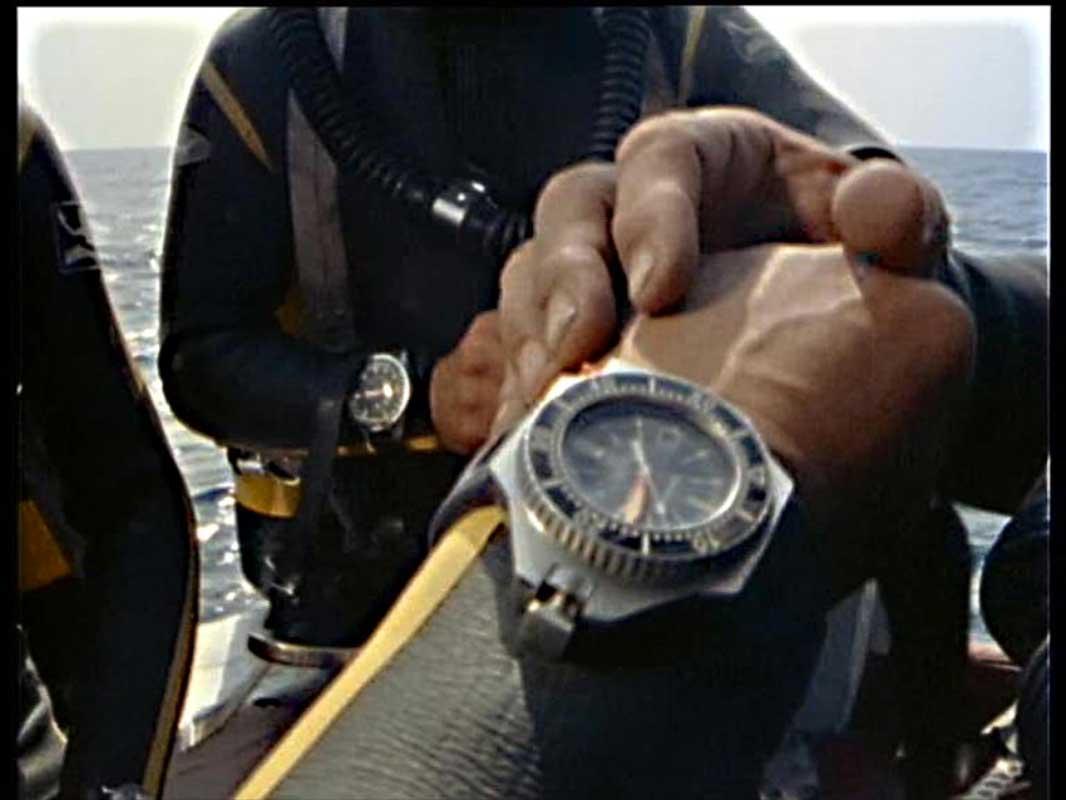 Omega Ploprof Cousteau