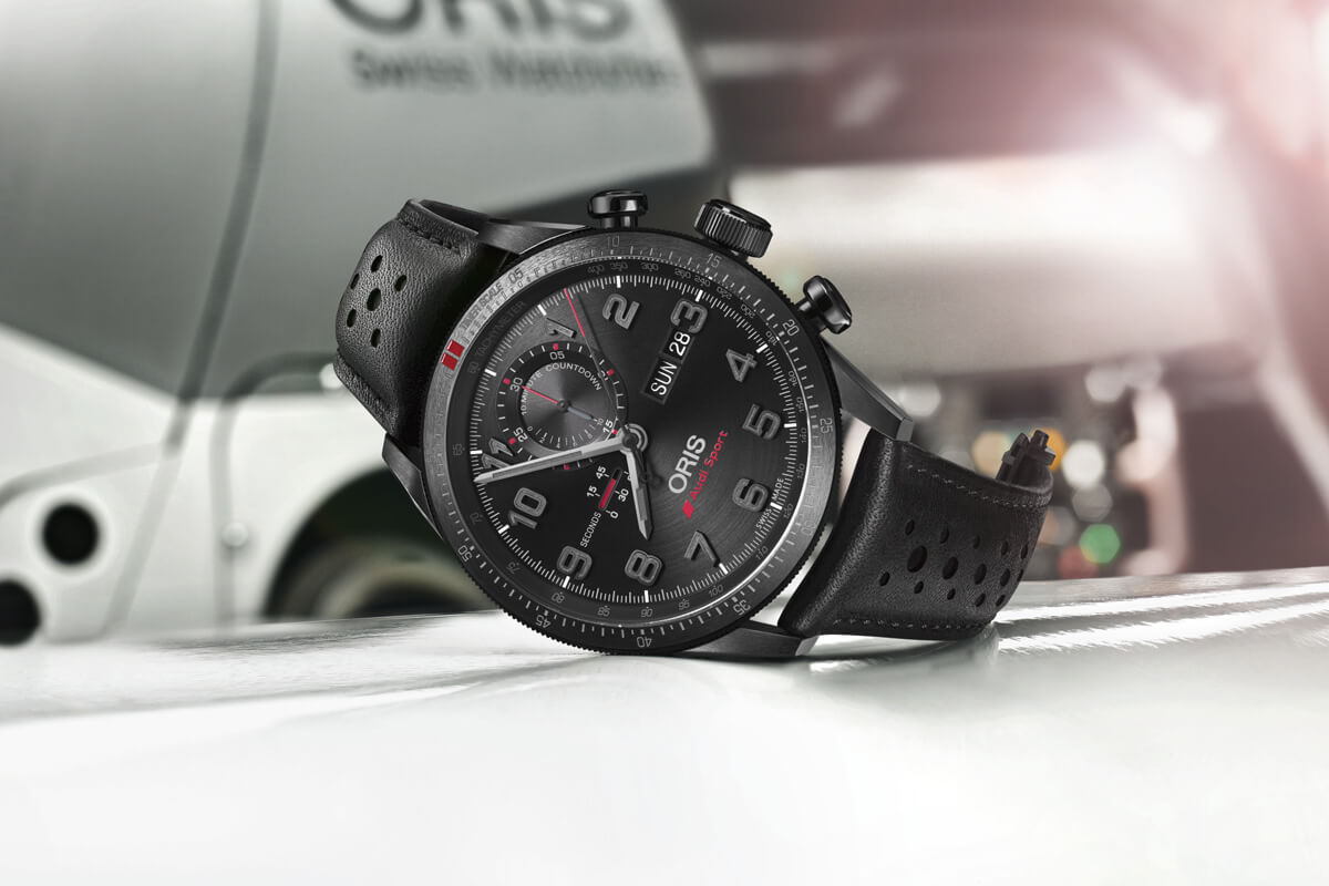Introducing The Oris Audi Sport Limited Edition Ii