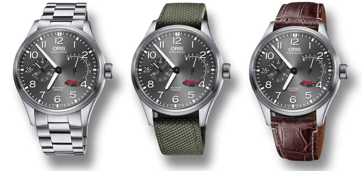 Introducing the Oris Big Crown ProPilot Calibre 111