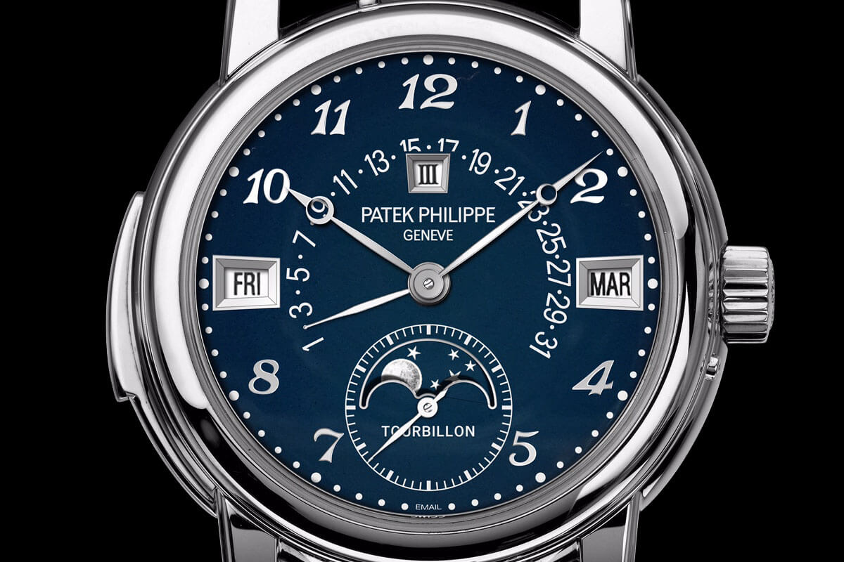 Patek Philippe 5016A only watch 2015 stainless steel - 3