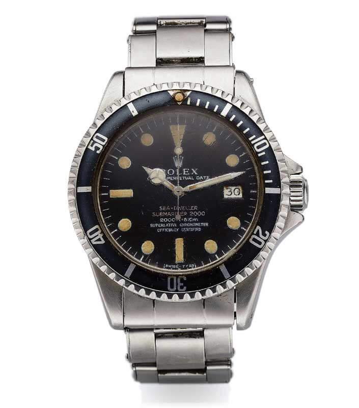 Rolex Seadweller Submariner 2000