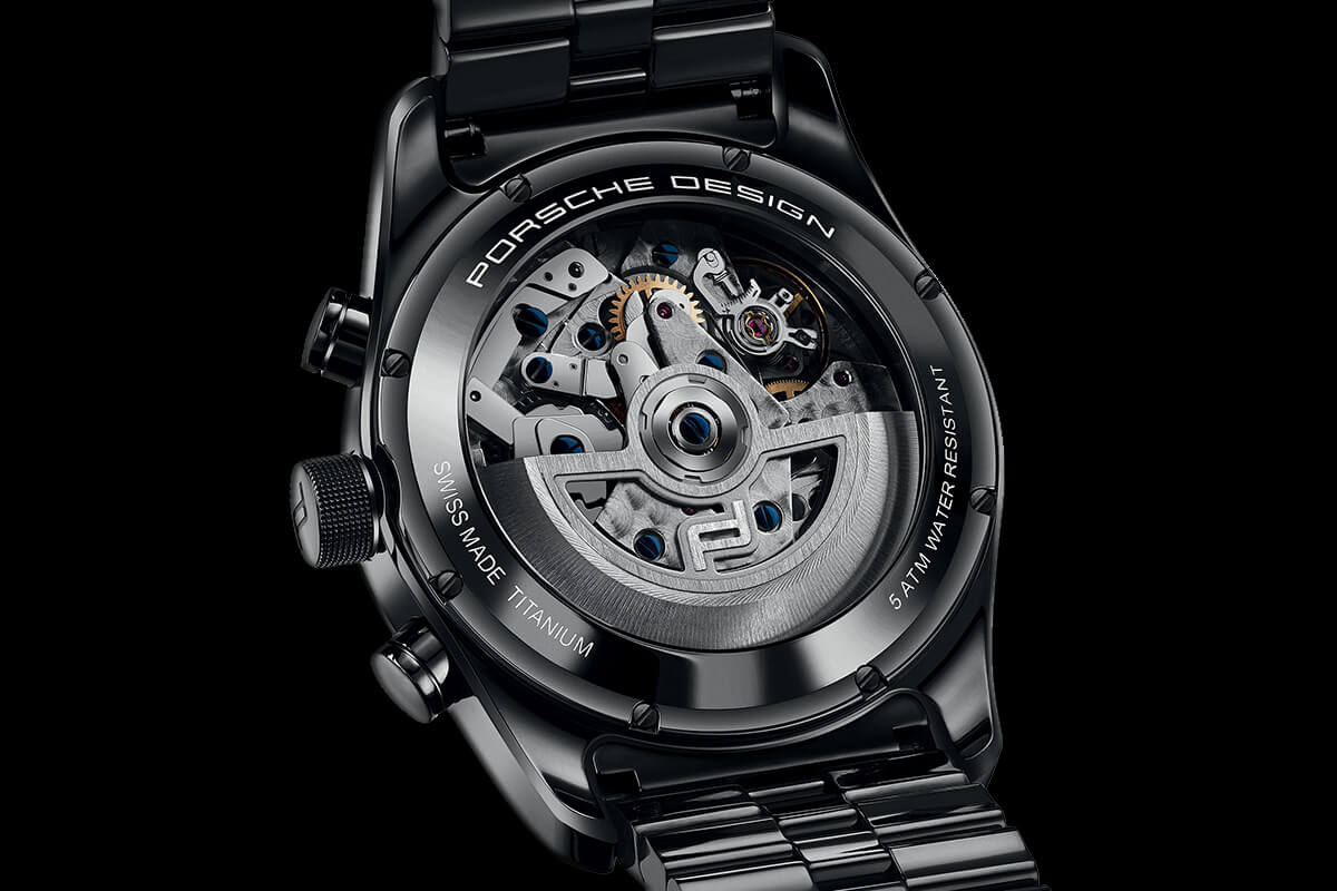 Porsche Design Chronotimer Series 1 - 5