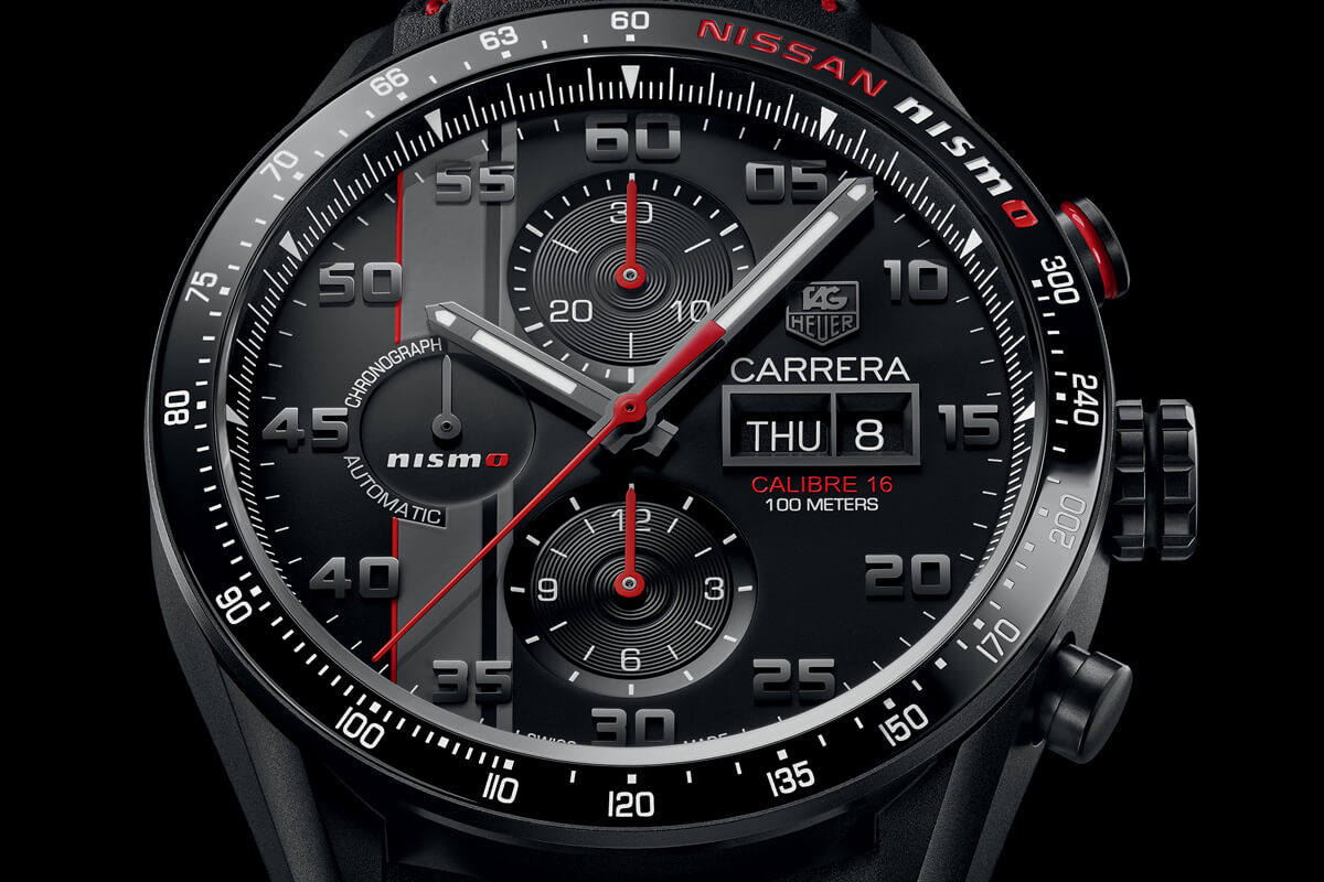 automatic carrera watches watch calibre au tag en heuer carerra mm chronograph