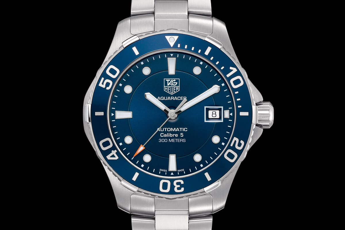 Buying Guide: 5 Affordable TAG Heuer Watches For New