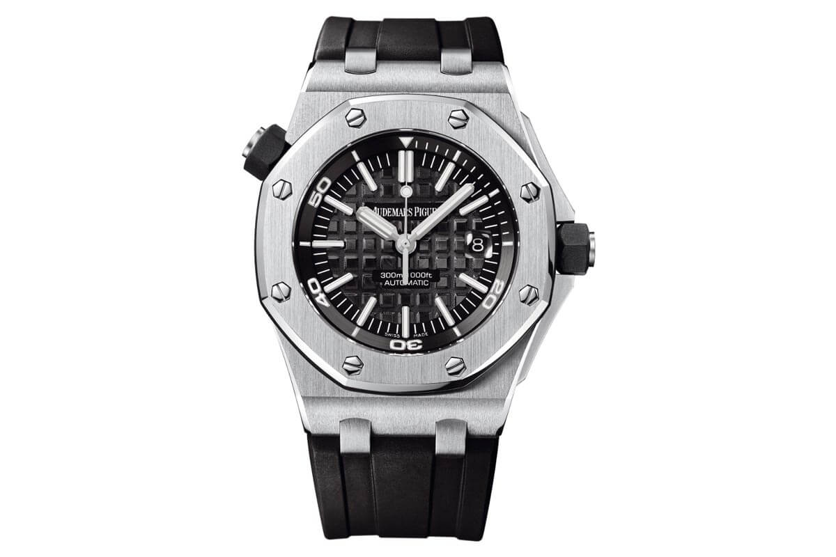 Audemars Piguet Royal Oak Diver 15703st