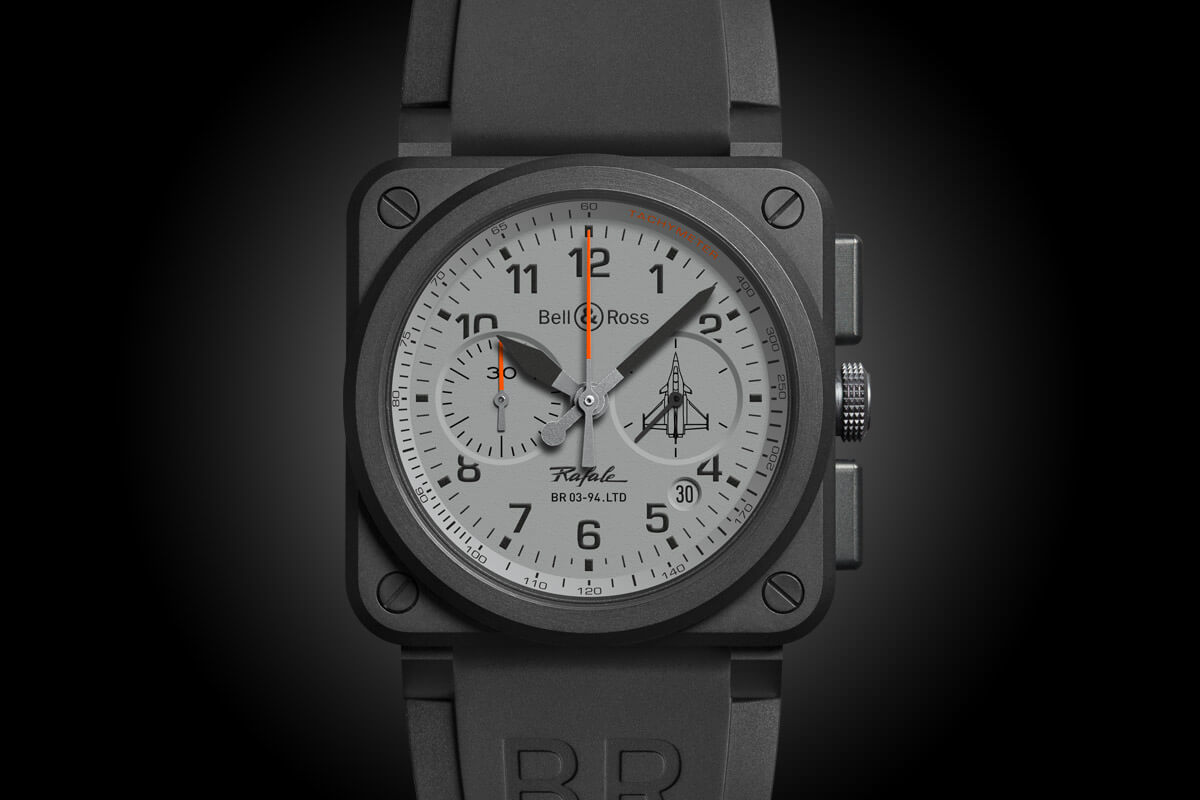 Introducing The Bell Amp Ross Br 03 Rafale A Br 03 94