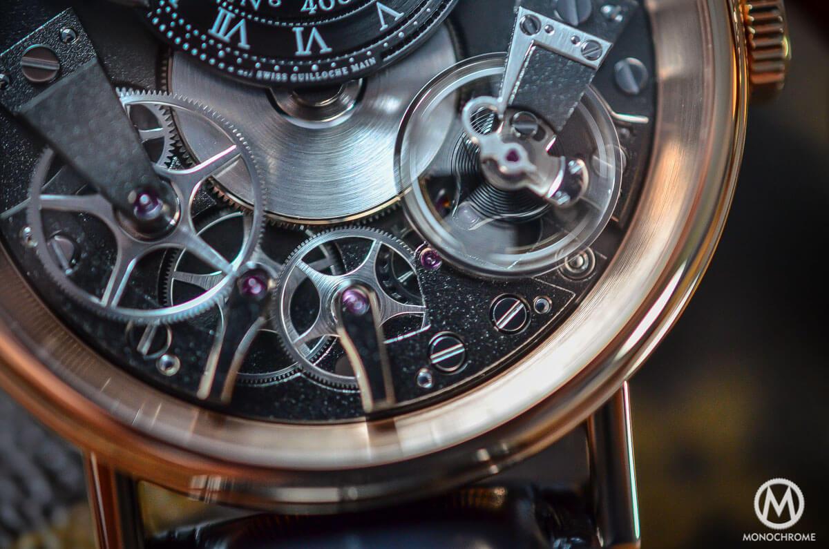 Breguet Tradition 7057 40mm pink gold - 4