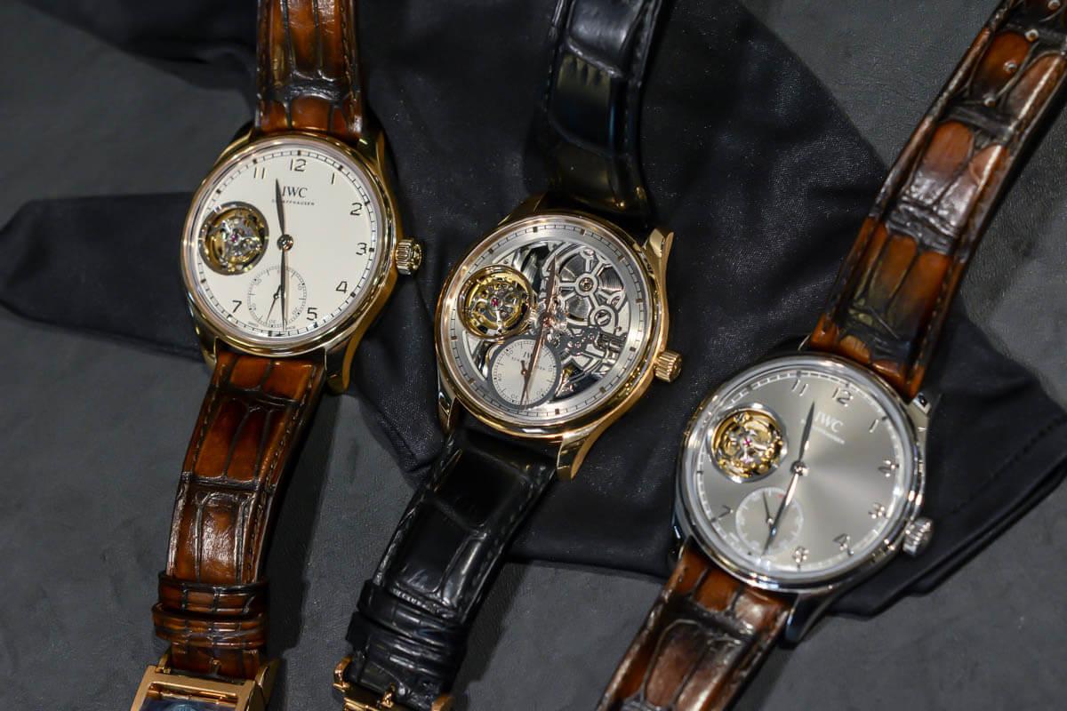 Iwc Portuguese Tourbillon Watches For Sale