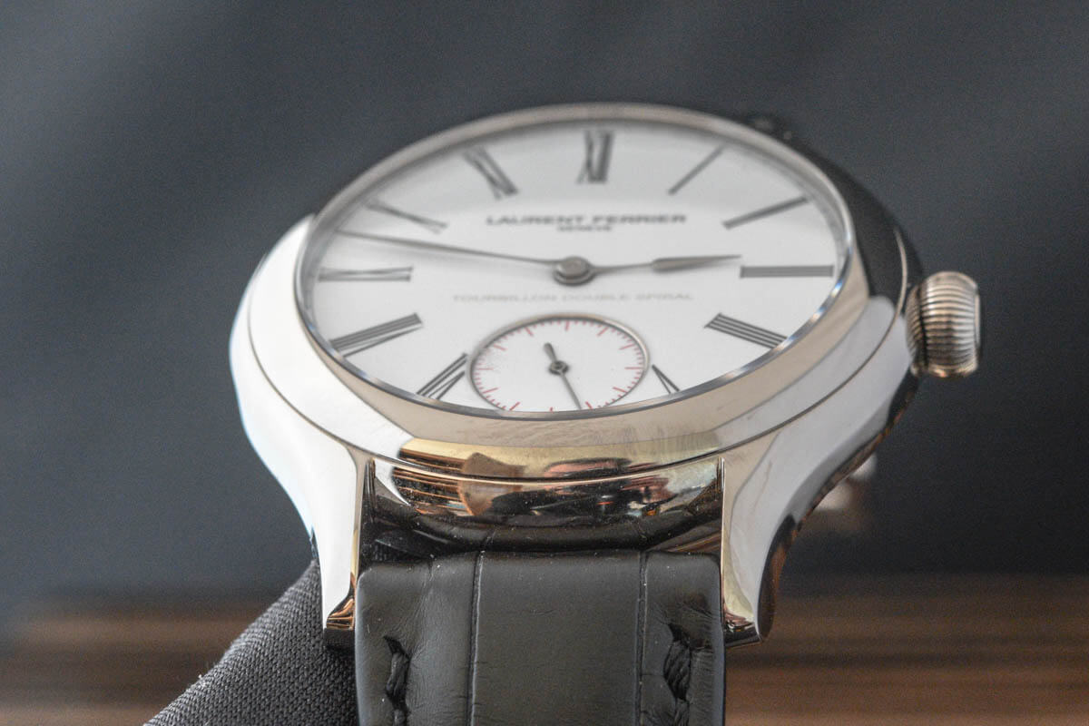 Laurent Ferrier Galet Classic Tourbillon Double Spiral