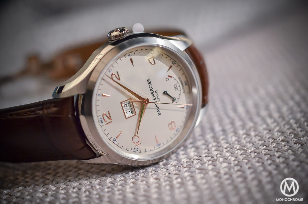 Baume Mercier Clifton Automatic Big Date and Power Reserve -1