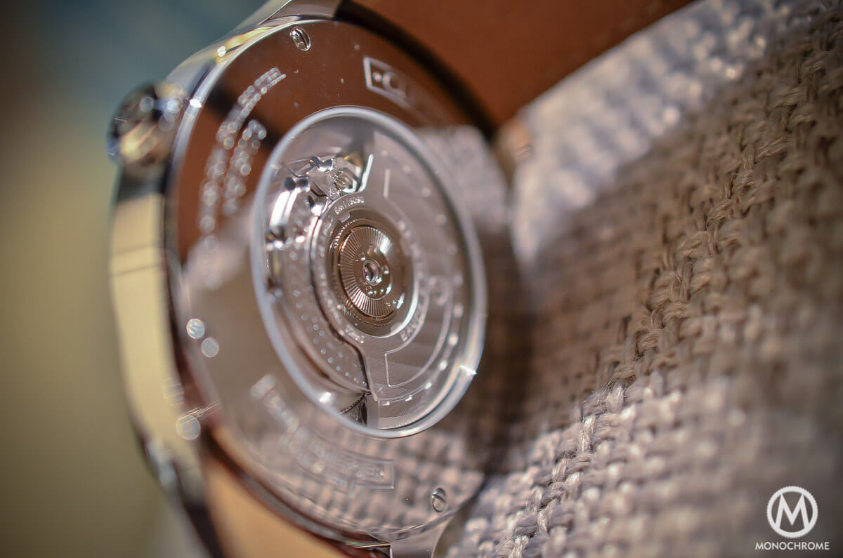 Baume Mercier Clifton Automatic Big Date and Power Reserve -4