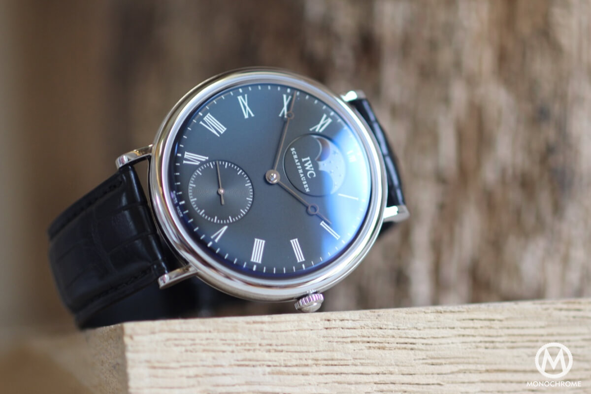 IWC Portofino Vintage collection hand wound