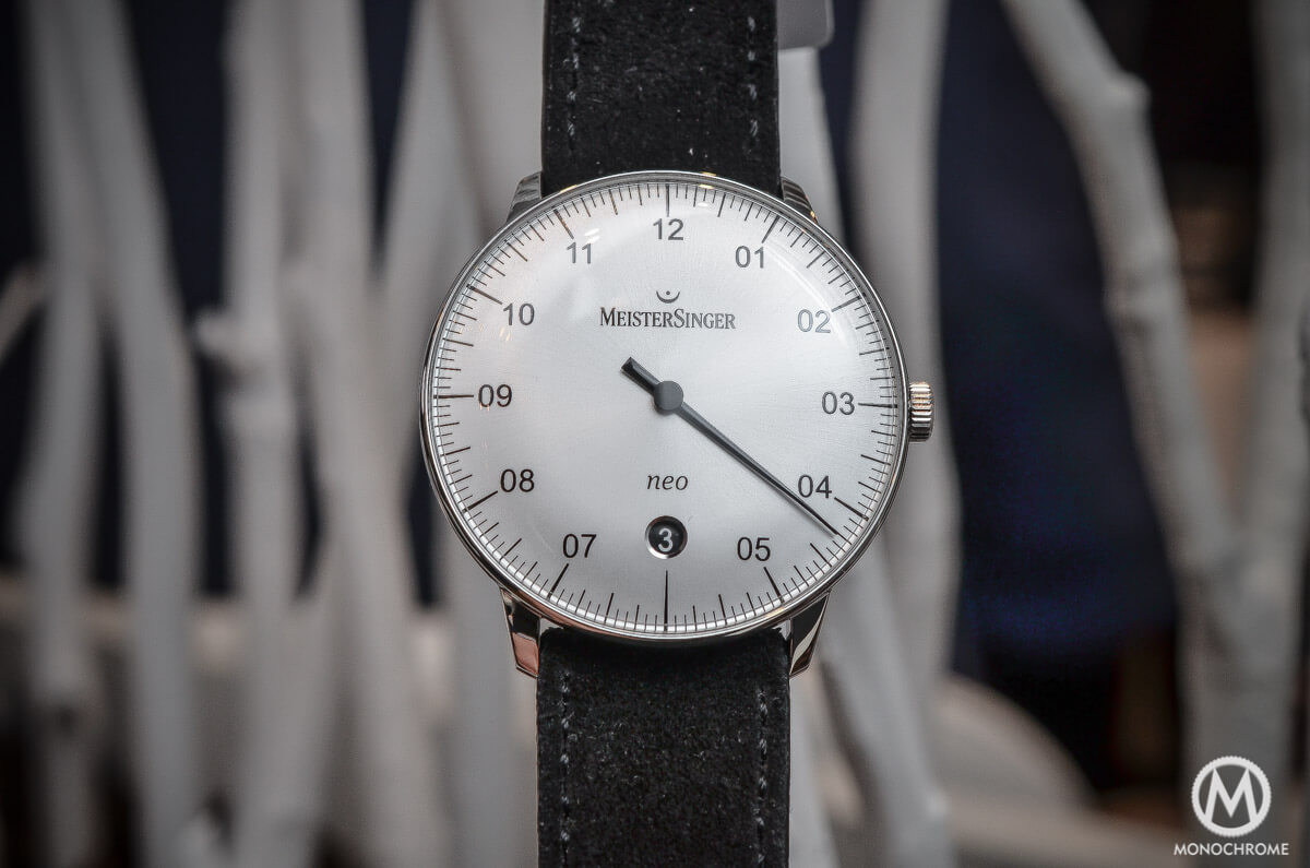 Value proposition: the 2015 collection of the MeisterSinger Neo ...