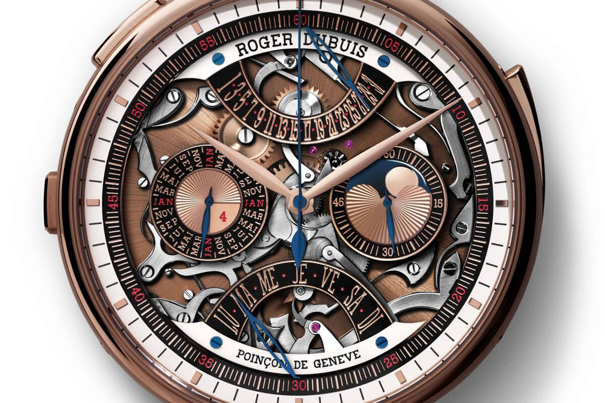 Roger Dubuis Hommage Millesime Unique Pocket Watch - 6