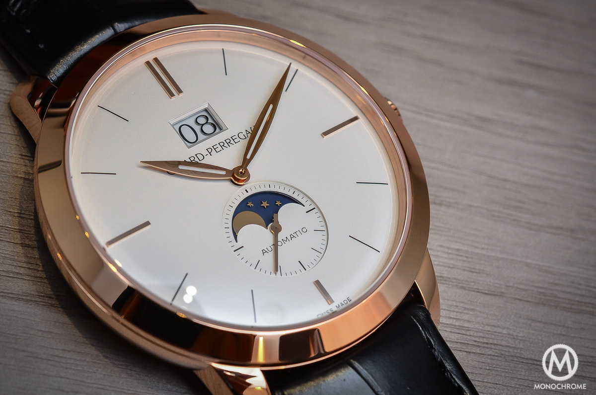 Introducing the Girard-Perregaux 1966 Large Date and Moon ...