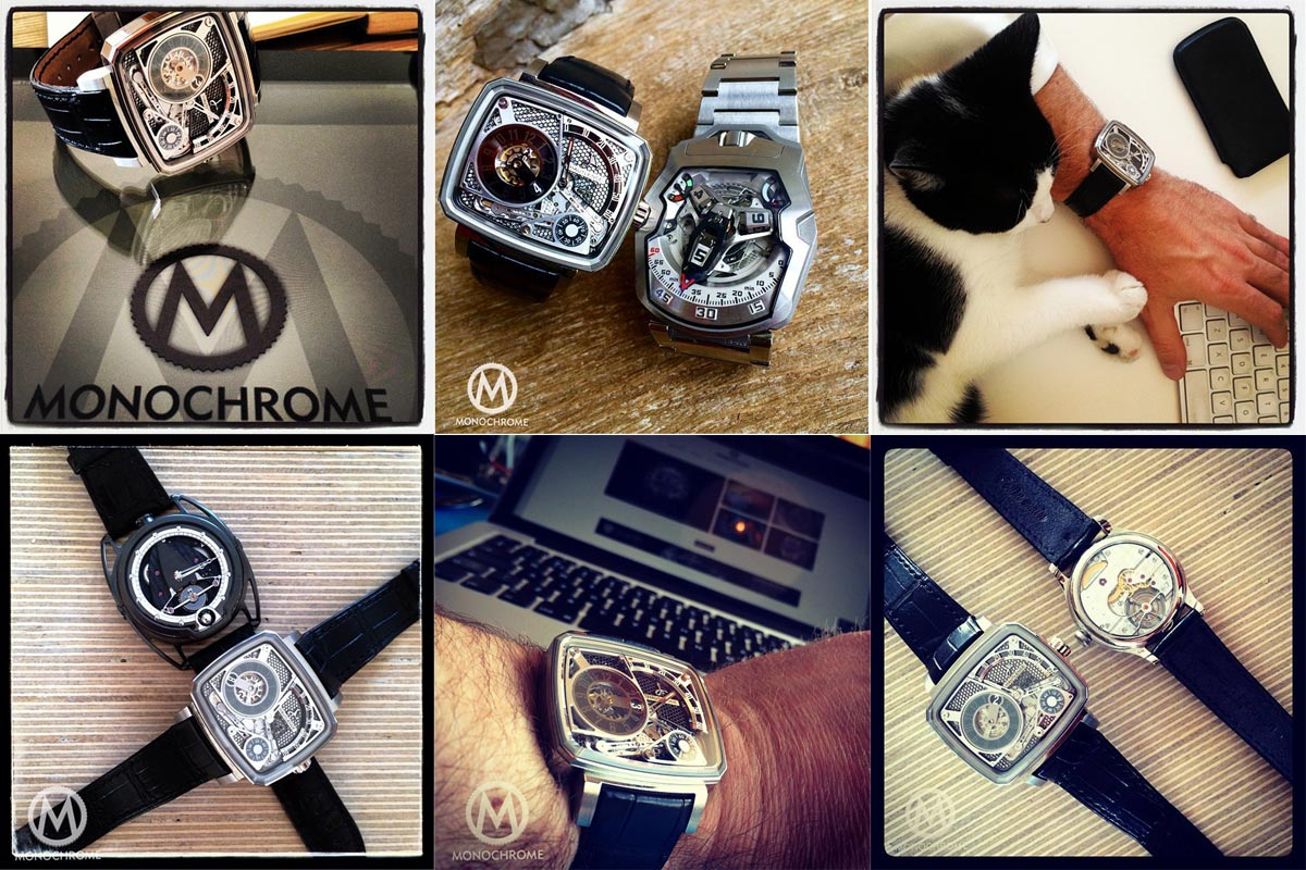 Hautlence HL Ti Instagram - collection1