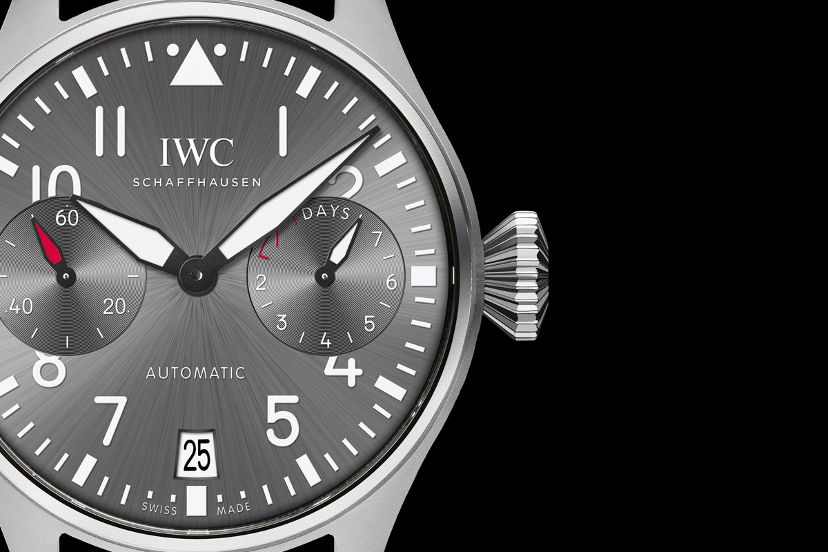 Introducing IWC Big Pilot's Watch Edition Patrouille Suisse